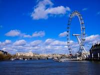 London Eye - Day