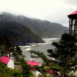"""Heceta Head Lighthouse"" by kjellarsen"