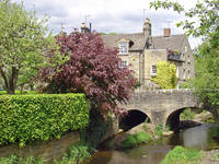 Bar Brook and Bridge  (15887-RDA)