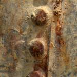 """""""Copper Mining Barrel Rivets 1"""" by Attentiongetters"""