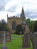 St Anne's Church, Baslow  (15893-RDA)