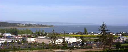 Oak Harbor Panorama