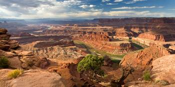 Dead Horse Point Panorama