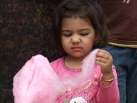 cute expression for candy floss