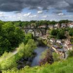 """Knaresborough (North Yorkshire UK)"" by bad_doggy"