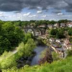 """Knaresborough (North Yorkshire UK)"" by bad_doggy"