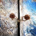 """""""Rusted Metal, Flaking Paint"""" by joshuaphotography"""
