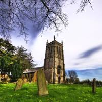 Tetney Church. Lincolnshire, UK. Art Prints & Posters by bad_doggy
