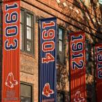 """""""Fenway Park Banners"""" by graysky"""
