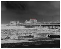 Worthing Sea Front Storm