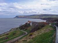 Cottages and Cliffs  (15703-RDA)