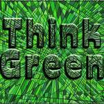 """think green"" by DCLWolf"
