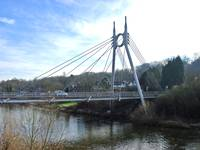 Jackfield Bridge, Ironbridge Gorge  (13991-RDA)