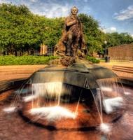 Surfin' Steve HDR- Stephen F. Austin State Univers
