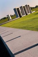 Gateways Color - Aggie Bonfire Memorial by Justin