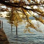 """""""Tramonto sul lago"""" by lultimavoltache"""