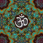 """OM Mandala_35"" by ravenswingstudio"