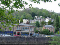 North Parade, Matlock Bath  (15823-RDA)