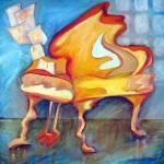 """""""HAPPY PIANO"""" by inowicki"""