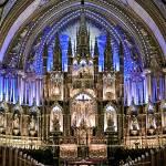 """""""La Basilique Notre-Dame de Montreal"""" by kushalruia"""