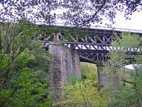 Millers Dale, Twin Viaducts  (12314-RDA)