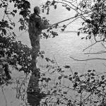 """Reflective Fishing"" by ggrunberg"