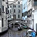 """Venice Waterway"" by ggrunberg"