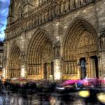 """""""People of Notre Dam"""" by eyepiecearchives"""