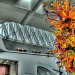 """Art Museum Glass Explosion"" by eyepiecearchives"