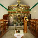 """Church Alter, Skinousa, Greece"" by LesMeyers"