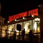 """""""Brighton Pier, UK"""" by markgobleimages"""