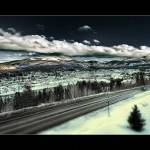 """Breckenridge Colorado - lookout"" by Joep"