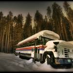 """Ski Bus 455 Breckenridge"" by Joep"