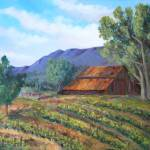 """Murietta Vineyard"" by MannellGallery"