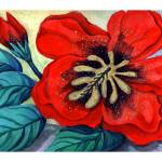 """Big Red"" by SherryHolderHunt"