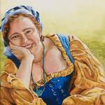 """""""Sweet Melissa"""" by KarenYeeFineArt"""