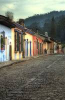 Morning Street, Antigua Guatemala