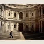 """Desert courtyard"" by GIULIO_BASSI"