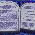 """Ten Commandments"" by DCLWolf"