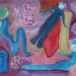 """Flower Power People by Svetlana"" by rednoseart"