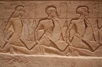 Men Working (Hieroglyphics)