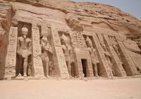 Nefertari's Temple of Hathor