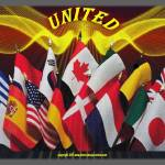"""united flags"" by photo-design-online"
