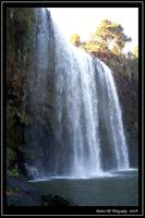 Waterfall: New Zealand 1