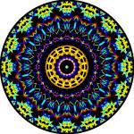 """Mandala 001"" by Atomsplitter"