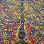 """Guitar"" by farrow"