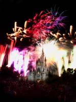 Magic Kingdom Fireworks II