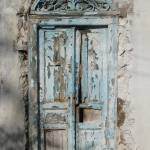 """Blue Door"" by Sassafras"