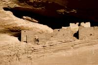 Ruins in the Canyon de Chelly