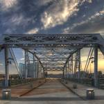 """Shelby Street Bridge"" by Duckshoot"